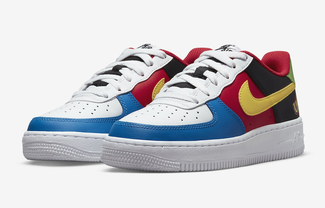 The Nike Air Force 1 Low Celebrates the 50th Anniversary of UNO