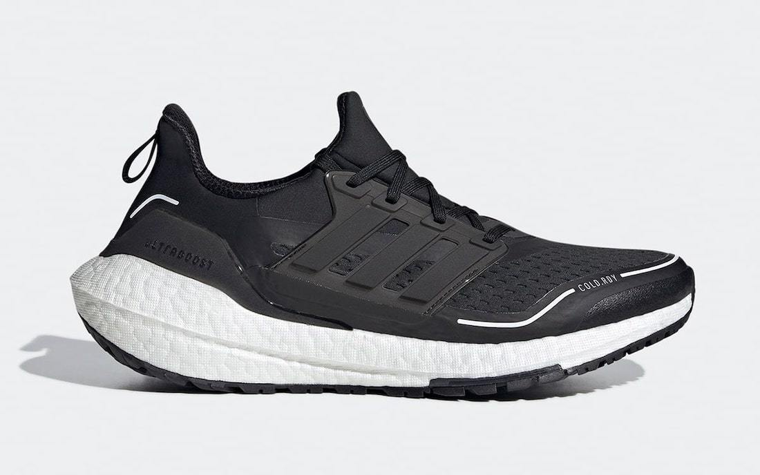 adidas Set to Debut the Ultra Boost 21 COLD.RDY Ahead of the Colder Season