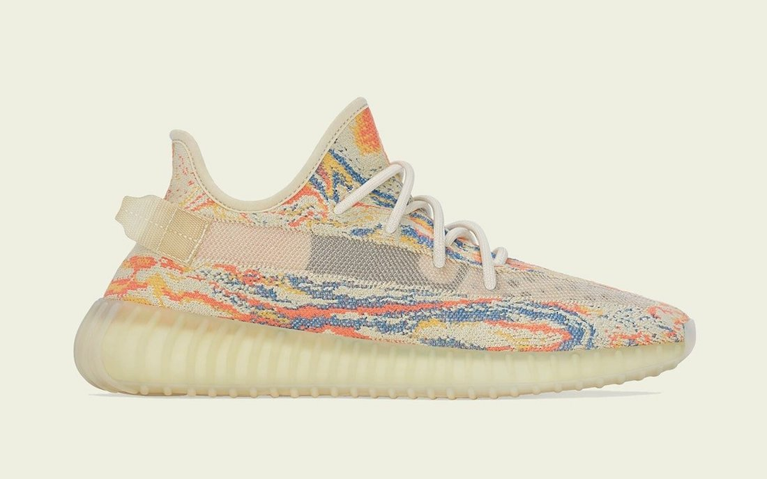 """Official Images of the adidas Yeezy Boost 350 V2 """"MX Oat"""""""