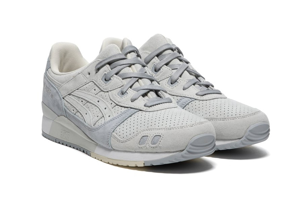 Asics Rebuilds the GEL-Lyte III in Tonal Shades of Grey