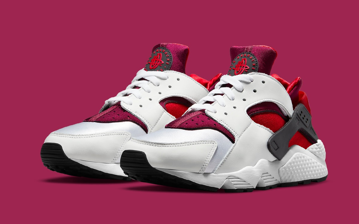 """Nike's New """"Red Oxide"""" Air Huarache is Available Now"""
