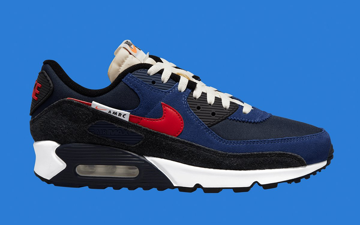 """Nike's Air Max 90 Joins the Brand's Upcoming """"Running Club"""" Collection"""